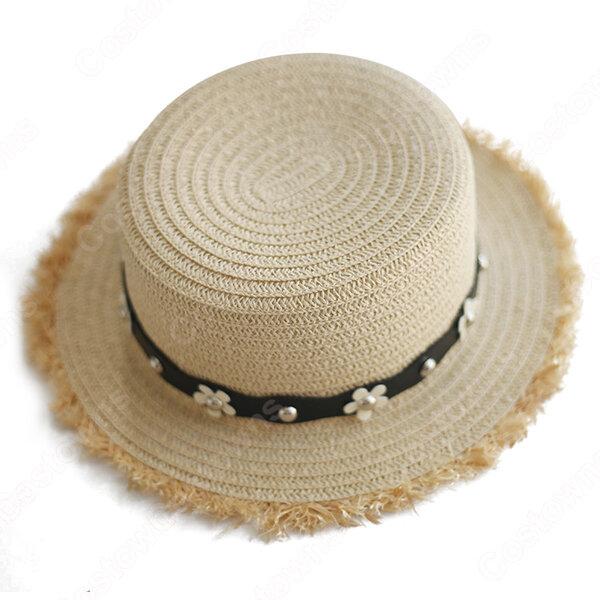 IdentityⅤ 第五人格 庭師 エマ・ウッズ 帽子 コスプレ道具 イデンティティファイブ ハンター 女性サバイバー コスチューム 小物元の画像