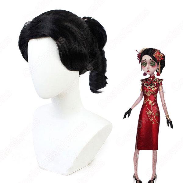 アイデンティティV 空軍 マーサ・べハムフィール ウイッグ【IdentityV 第五人格】 cosplay wig 寒香の舞 スキン コスプレウイッグ元の画像