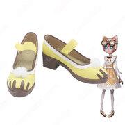 アイデンティティV 【IdentityV 第五人格】 サバイバー 機械技師 トレイシー・レズニック キャンディー少女 コスプレ靴/ブーツ/ハイヒール 安い 通販