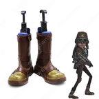 傭兵(ナワーブ・サベダー) 蒸気少年 コスプレ靴 ブーツ アイデンティティV【IdentityV 第五人格】サバイバー スキン 靴 道具 ハロウィーンやアニメの展示会に適