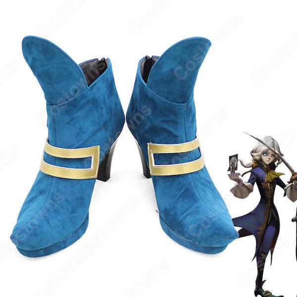 IdentityV 第五人格 写真家(しゃしんか) ジョゼフ コスプレ靴/ブーツ イデンティティV COSPLAY ハンター スキン 靴 道具元の画像