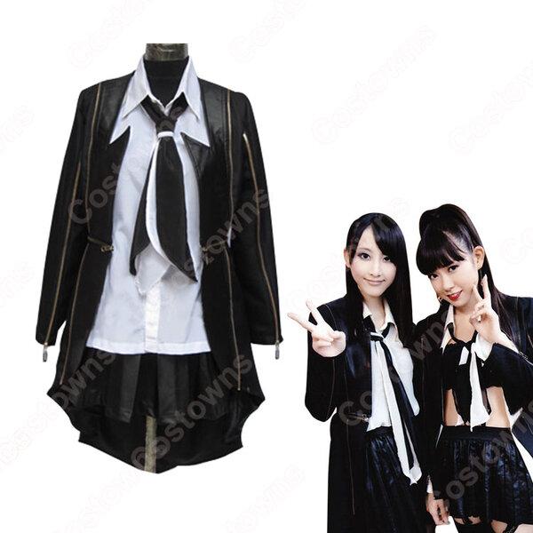 AKB48 28thシングル UZA(ウザ)コスプレ衣装 MVダンス服 オーダメイド可元の画像