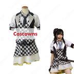 AKB48 渡辺 麻友(わたなべ まゆ) RIVER アイドルMV ダンス服 コスチューム、コスプレ・仮装・変装衣装