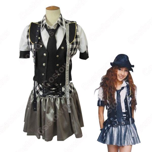 AKB48 板野友美(いたの ともみ) RIVER アイドルMV ダンス服 コスチューム、コスプレ・仮装・変装衣装 オーダメイド可元の画像