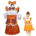 AKB48 小嶋陽菜 メグたん コスプレ衣装 メグたんって魔法つかえるの 劇中衣装 こじま はるな 風 コス服 仮装