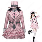 AKB48 君のC/W 渡辺麻友 コスプレ衣装 アイドル ダンス服 PV コス服 たかじょう あき アイドル制服 スチューム 変身・仮装衣装