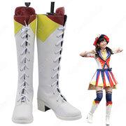 AKB48 32thシングル 恋するフォーチュンクッキー(こいするフォーチュンクッキー) コスプレ靴 MVダンス靴
