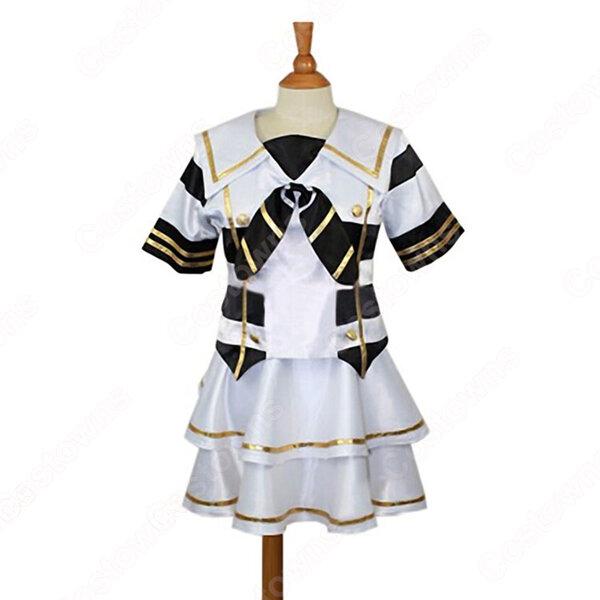AKB48 海軍風 コスプレ衣装 アイドル ダンス服 制服 オーダメイド可元の画像
