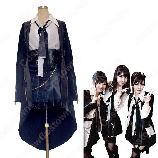 AKB48 28thシングル UZA(ウザ) コスプレ衣装 MVダンス服 オーダメイド可元の画像