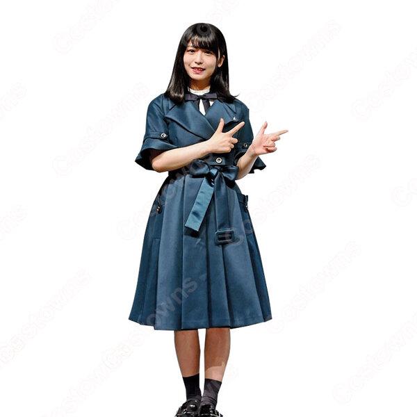 欅坂46(櫻坂46) 3rd YEAR ANNIVERSARY LIVE コスプレ衣装 アイドル ダンス服 制服 オーダメイド可元の画像