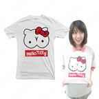 AKB48 大島優子 Hello Tityy Tシャツ