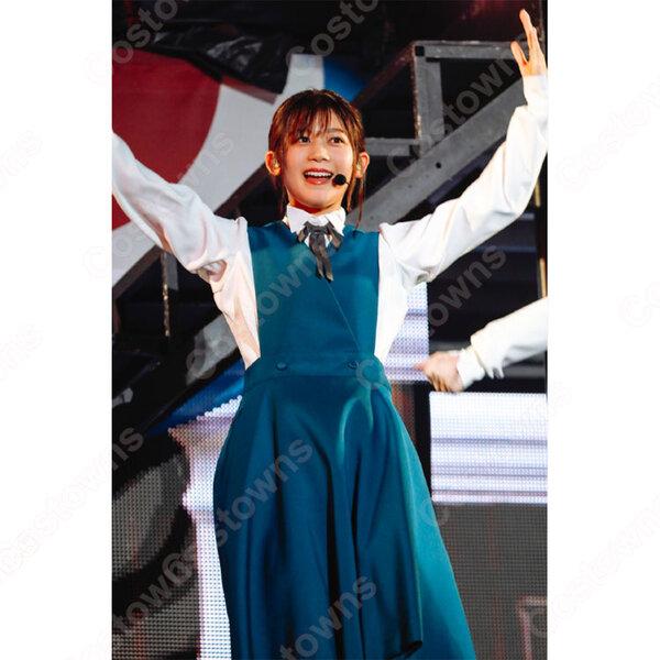 東京・日本武道館にてワンマンライブ「欅坂46 3rd YEAR ANNIVERSARY LIVE」 『語るなら未来を・・・』コスプレ衣装 ライブ衣装 オーダメイド可元の画像