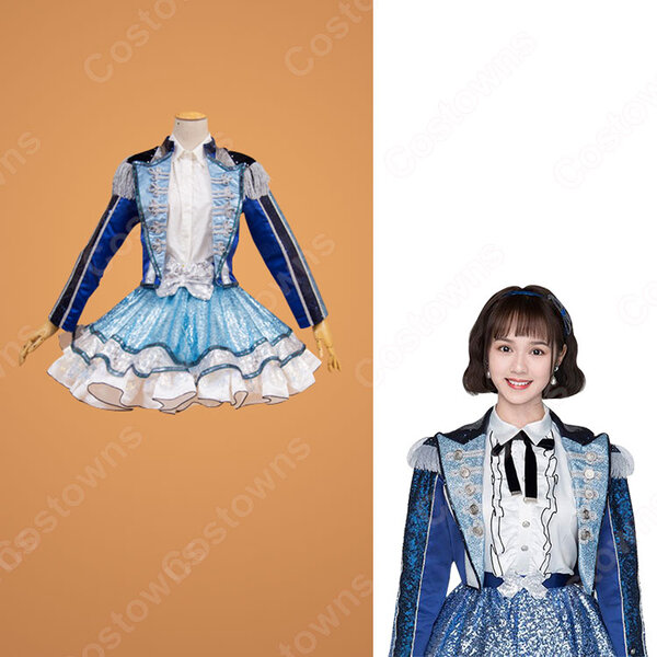 AKB48 Team SH 「LOVE TRIP/しあわせを分けなさい」(ラブ・トリップ/しあわせをわけなさい) MV衣装 コスプレ衣装 オーダメイド可元の画像