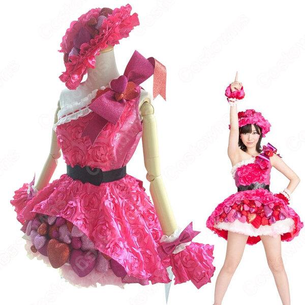 AKB48 指原莉乃(さしはら りの)「それでも好きだよ(それでもすきだよ)」 コスプレ衣装 MV制服 オーダメイド可元の画像