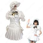 AKB48 37th sigle 「心のプラカード」(こころのプラカード) 渡辺麻友 コスプレ衣装 MV制服