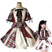 AKB48 38th sigle 希望的リフレイン コスプレ衣装 きぼうてきリフレイン コスチューム 変身 仮装 ステージ服 PV コス服 アイドル ダンス服