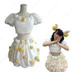 AKB48 ベストアーティスト2012 「ヘビーローテーション(Heavy Rotation)」 動物の着ぐるみ コスプレ衣装