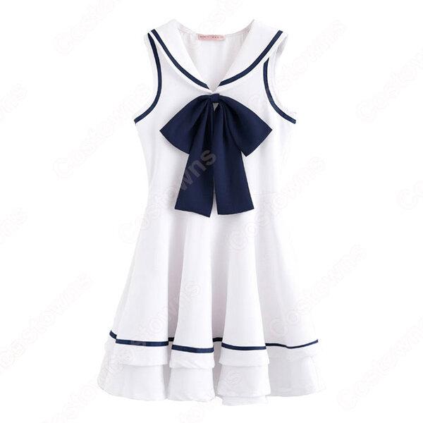 Apink(エーピンク)3rdミニアルバム『Secret Garden』タイトル曲「NoNoNo」 MV衣装 セーラー服 コスプレ衣装元の画像