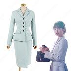 『スタートアップ: 夢の扉』(スタートアップ: ゆめのとびら) ペ・スジ コスプレ衣装 スーツ(レディース) 2点セット