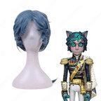 IdentityV 第五人格 傭兵(ナワーブ・サベダー) チェシャ猫 ウィッグ 【アイデンティティV 】サバイバー スキン Cosplay wig
