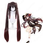 原神(げんしん、Genshin) 胡桃(フータオ) コスプレウィッグ cosplay wig 通販