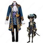 IdentityV 第五人格 一等航海士(ホセ・バーデン) フックキャプテン コスプレ衣装【アイデンティティV 】サバイバー スキン cosplay 仮装 変装