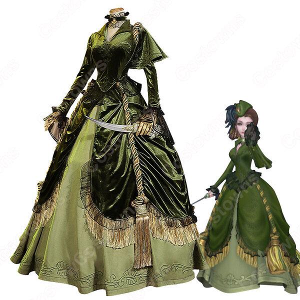 アイデンティティV 血の女王(マリー) スカーレット コスプレ衣装 通販【IdentityV 第五人格】ハンター 演繹の星 cosplay 仮装 変装元の画像