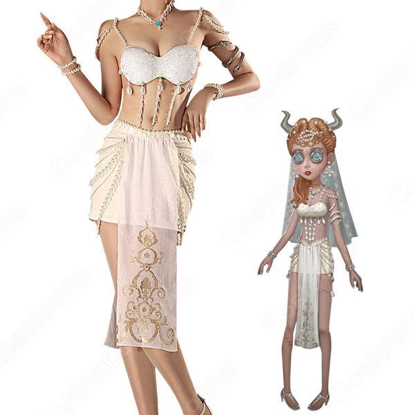 アイデンティティV 祭司(フィオナ・ジルマン) サマラ コスプレ衣装 【IdentityV 第五人格】サバイバー スキン cosplay 仮装 変装元の画像