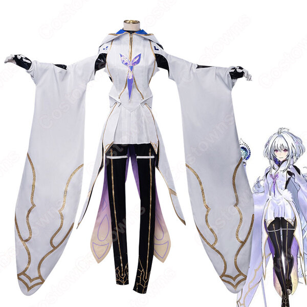 FGOアーケード プロトマーリン コスプレ衣装 『Fate/Grand Order Arcade』 マーリン(プロトタイプ) 第2段階 コスプレ cosplay 仮装 変装元の画像