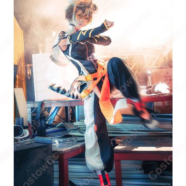 ワイフー コスプレ衣装 『アークナイツ/Arknights』 獣耳&尻尾付き コスプレ道具 cosplay 仮装 変装元の画像