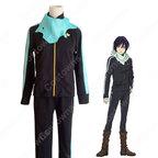 夜ト(やと)コスプレ衣装 『ノラガミ』 夜卜(やぼく) デリバリーゴッド トラックスーツ cosplay 仮装 変装