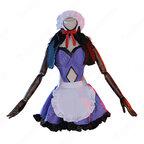 Fate FGO ジャンヌ・ダルク メイド コスプレ衣装『Fate/Grand Order』『Fate/Apocrypha』 メイド服 cosplay 仮装 変装