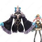 Fate 玉藻の前(たまものまえ) 漆黒の魔術服 コスプレ衣装『fate/EXTRA CCC』マジシャン cosplay 仮装 変装