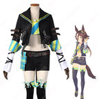 ウマ娘 ウオッカ 勝負服 コスプレ衣装 『ウマ娘 プリティーダービー』 cosplay 仮装 変装