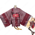 Fate FGO エレシュキガル 着物 コスプレ衣装『Fate/Grand Order』エレちゃん 浴衣 和服 cosplay 仮装 変装