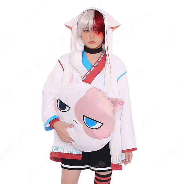 轟焦凍 (とどろきしょうと) 日常服 コスプレ衣装 【僕のヒーローアカデミア】 私服 cosplay 仮装 変装元の画像