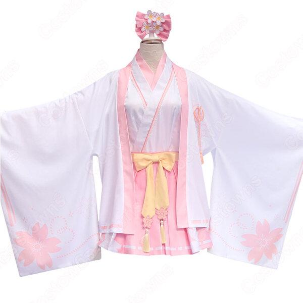 木之本桜 (きのもとさくら) コスプレ衣装『カードキャプターさくら』 cosplay 仮装 変装元の画像