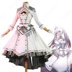 デアラ 時崎狂三 (ときさきくるみ) 白の女王 コスプレ衣装 『デート・ア・ライブ』 反転体 cosplay 仮装 変装