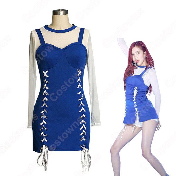 BLACKPINK ROSE(ロゼ)ジャズダンス衣装『Forever Young』MVダンス服 変装 韓国 アイドルスタイル衣装 セクシーな ステージ衣装 演出服 日常着元の画像