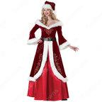 クリスマス サンタ衣装 サンタクロース コスプレ衣装 レディース セクシー 可愛い クリスマス衣装 サンタ テーマパーティー衣装