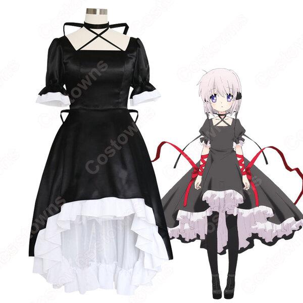 篝 (かがり) コスプレ衣装 『Rewrite(リライト)』cosplay 仮装 変装元の画像
