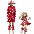 ヒロアカ 小森希乃子(こもり きのこ) コスプレ衣装 『僕のヒーローアカデミア』 シーメイジ cosplay 仮装 変装