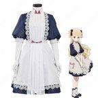 エミリコ コスプレ衣装 『シャドーハウス』 lolita メイド服 cosplay 仮装 変装