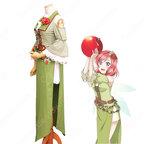 Love Live! 西木野真姫(にしきの まき) 妖精の国編 覚醒前 コスプレ衣装 『ラブライブ!』 cosplay 仮装 変装
