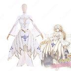 FGO ジャンヌ・ダルク 新霊衣 コスプレ衣装 『Fate/Grand Order 』 『FGOワルツ』 ドレス cosplay 仮装 変装